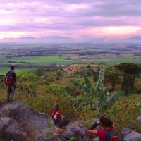 Mount Arayat Traverse