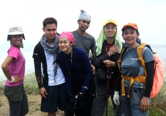 Group Pic at the Summit