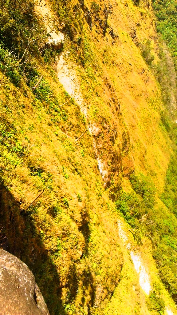 The Steep Cliff