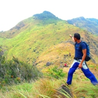 The Playground Of Demigods And Nephilims: Tarak Ridge