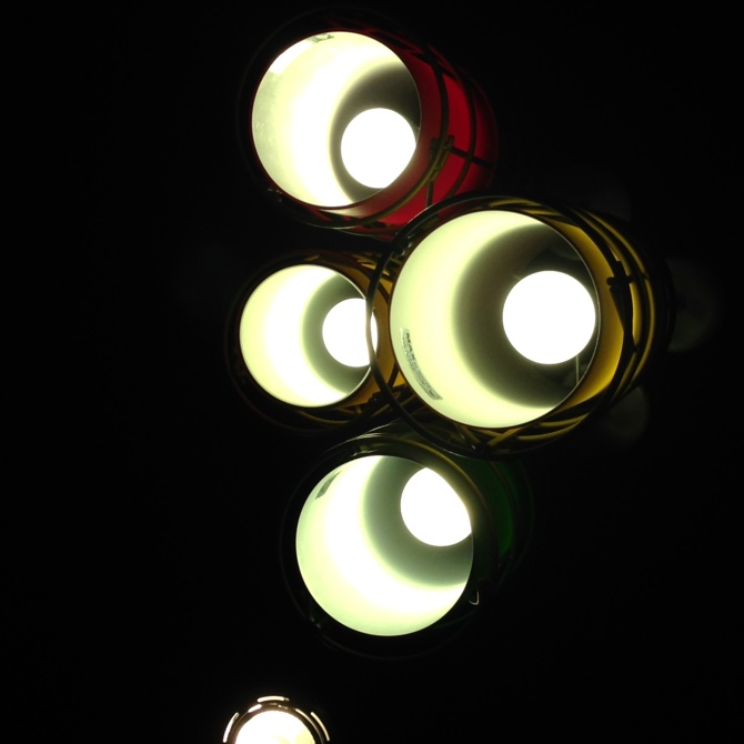 Applebee's Interior Light 1
