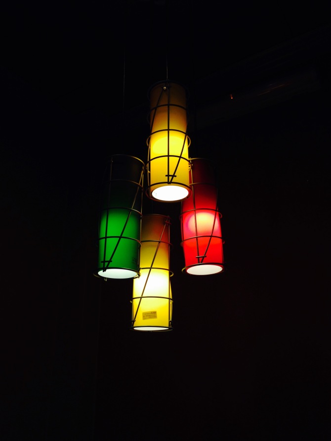 Applebee's Interior Light's The Four