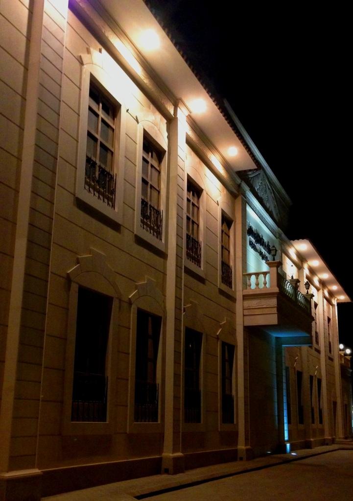 Holiday Inn Izdihar Hall Back