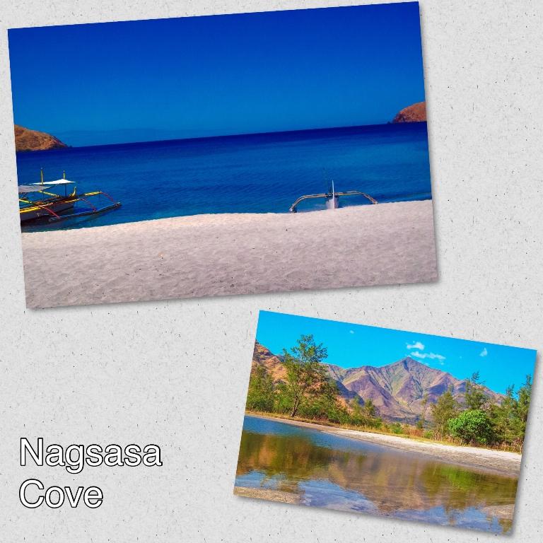 Nagsasa Cove