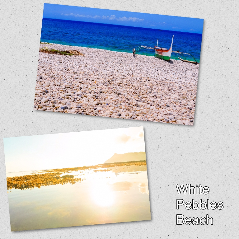 White Pebbles Beach