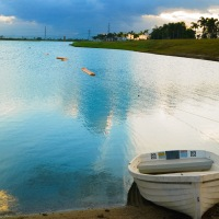 Lago del Rey: CamSur Watersports Complex's Better Half
