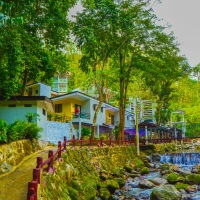 Panicuason Hot Spring Resort: A Perfect Place for Solitude and Relaxation