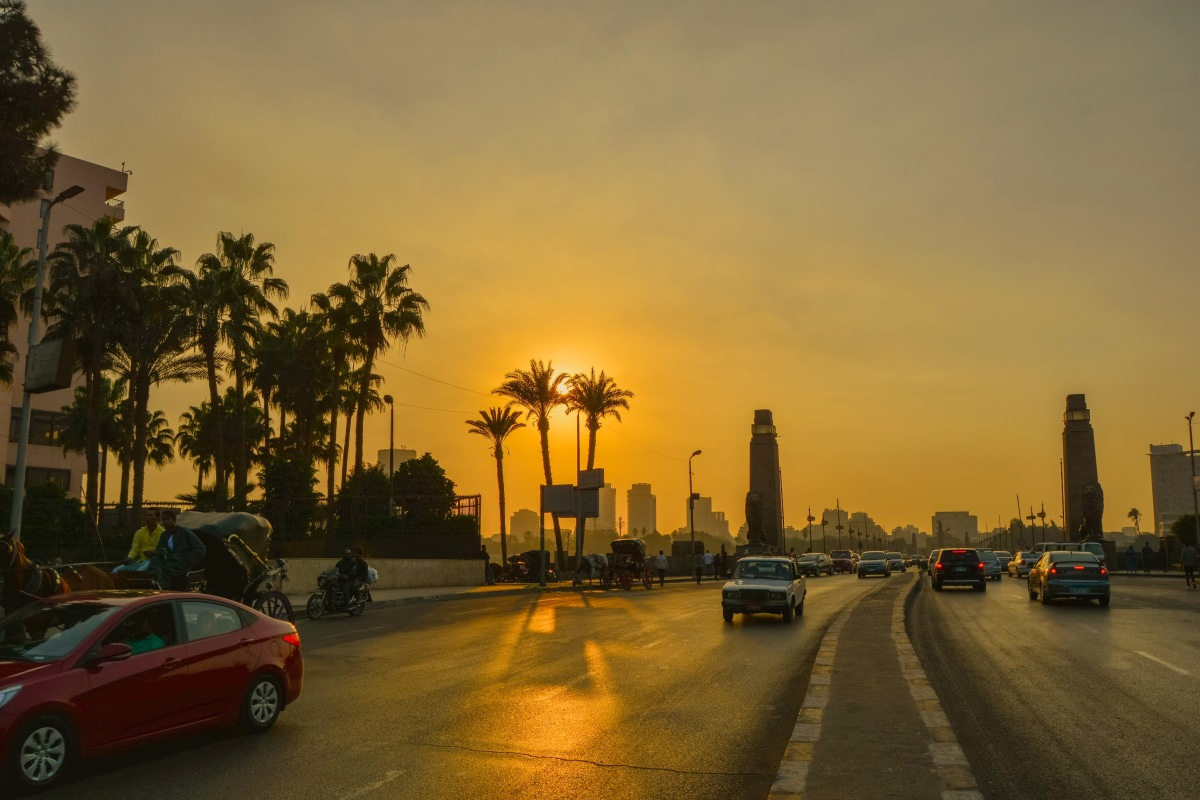 Egypt in 3 Days & 2 Nights Part 1: Grand Museum, Urban Scenes, and Misr Sunset