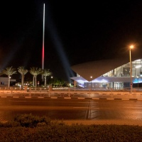 Rambling Through Jumeirah And Dubai City At Night