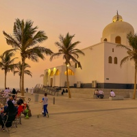 Enchanted and Revived by the Red Sea in Jeddah Corniche
